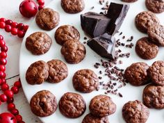 Alton Brown's Chocapocalypse Cookie