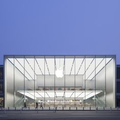 Apple store in Hangzhou by Foster + Partners