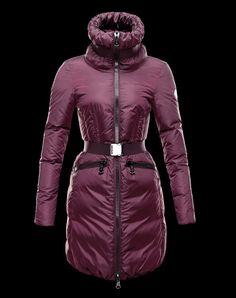 Doudoune Moncler Cobaye Femme Purple Violet, Fur Coat, Coat Sale,  Collection, Newcastle ace061bd3d8