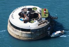 Solent Forts - Three AmaZing Venues