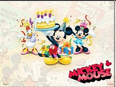 Disney wallpaper mickey vintage episode mickey mouse birthday wallpaper hd for mac Baby Mickey Mouse, Mickey Mouse Clubhouse, Mickey Mouse Y Amigos, Mickey Mouse Cartoon, Mickey Mouse And Friends, Mickey Mouse Background, Mickey Mouse Wallpaper, Disney Wallpaper, Walt Disney World