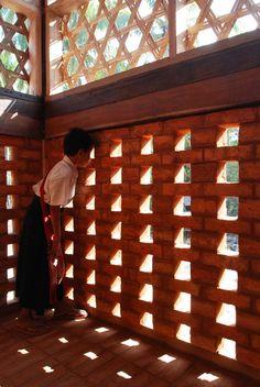 Schule in Myanmar von Ackermann + Raff