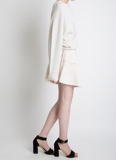 IRO Skirt - Nathalie Schuterman | multi-brand store with high end fashion since 15 years back