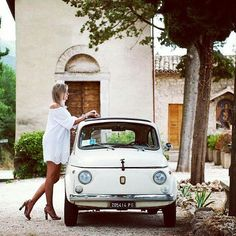 Fiat 500 Cinquecento @500happypeople Instagram Photos and Videos • Yooying