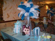 Breakfast at Tiffany's #SweetSixteen #Decorations