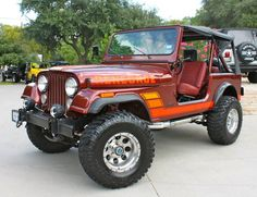 1985 CJ-7 MUST SEE!!! Follow the link ---> http://www.selectjeeps.com/inventory/view/6965514?1985+Jeep+4WD+CJ-7+League+City+TX