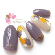 Nail Shapes - My Cool Nail Designs Japanese Nail Design, Japanese Nails, Fall Nail Art, Cute Nail Art, Love Nails, Pretty Nails, Asian Nails, Manicure, Vintage Nails