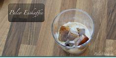Paleo Rezept: Selbstgemachter Paleo Eiskaffee (laktosefrei)