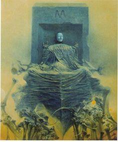 Untitled, Zdzisław Beksiński