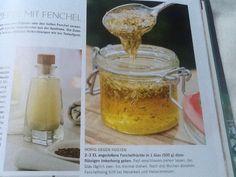 Fenchel Honig gegen Husten