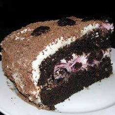 Check out this scrumptuous cooking,  recipe for Black Magic Cake