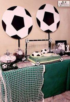 Resultado de imagen para tutorial mesa dulce futbol