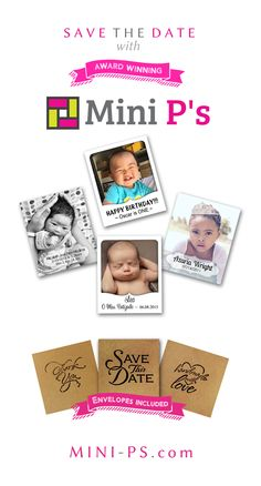 {{LOVE}} these SWEET Mini P's!! Truly One-of-a-kind! So many ways to MAKE IT YOUR OWN! Delight your family & friends with one - SEND something UNexpected >> www.mini-ps.com