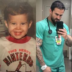 Are you looking for a local job as a nurse? Many hospitals are looking to hire new nursing positions for various levels of experience. Transformation Tuesday, Fitness Transformation, Hot Doctor, Inked Men, Nursing Jobs, Sexy Men, Sexy Guys, Jobs Hiring, Nurse Life