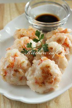 プリプリ海老はんぺん by uzukaji [クックパッド] 簡単おいしいみんなのレシピが223万品
