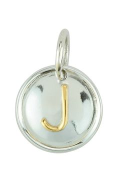 Baroni Initial Dangle Charm | Nordstrom