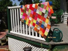 Grandpas homemade hand loom