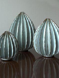 Bill Hudnut Ceramics / WHH4 Ceramics / WHH4 Pottery | Spirals / Cones