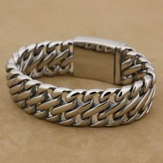 Stainless Steel Chain Weave Bracelet at Crimson Savage Stainless Steel Chain Weave Bracelet Woven Bracelets, Bracelets For Men, Fashion Bracelets, Fashion Jewelry, Bracelet Men, Leather Bracelets, Stainless Steel Chain, Stainless Steel Bracelet, Nagel Tattoo