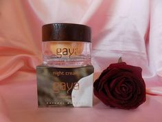 Crema de noche Gaya Cosmetics
