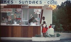 A segregation that was never black and white: Gordon Parks's photographs of 50s Alabama | Art and design | The Guardian