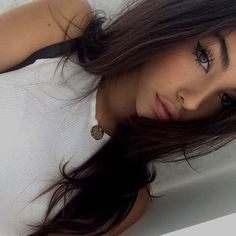 Find images and videos about beauty, eyes and madison beer on We Heart It - the app to get lost in what you love. Perfect Makeup, Pretty Makeup, Love Makeup, Beauty Makeup, Hair Makeup, Hair Beauty, Carly Rae Jepsen, Madison Beer, Leila