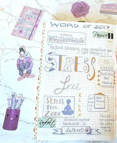 18 Pretty bullet journal page spread and layout / creative bujo layout ideas to give you inspiration for your own journaling, complete with a video flip through Kerrymay. Bullet Journal 2018, Digital Bullet Journal, Bullet Journal For Beginners, Bullet Journal Spread, Bullet Journal Layout, Bullet Journal Inspiration, Bullet Journals, Art Journals, Journal Pages