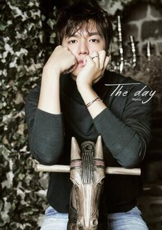 Lee Min Ho, The Day photobook. Lee Min Ho Kdrama, Baek Seung Jo, Lee Min Ho Photos, Song Joong, Park Hyung, Park Bo Gum, Choi Jin, James Lee, Man Lee