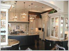 ...Love, love, love this kitchen