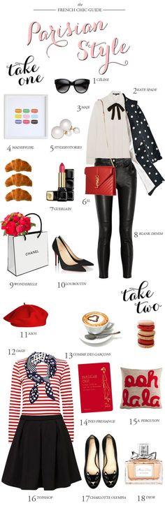fashion: Parisian style #streetstylefashion,