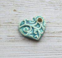 Small Pendant - Heart