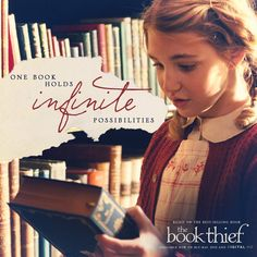 Sophie Nelisse of the Book Thief