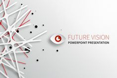 Future Vision Powerpoint Template by DesignSomething on Creative Market