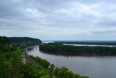 1. Mississippi Palisades State Park