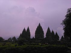 Einstein Two things that gives rise to my astonishment : the sky be spread over with something the stars above and the universe of wisdom in it. (at Prambanan Temple, Yogyakarta, Indonesia.)