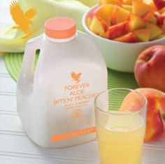 Pure nutritious pieces of Aloe Vera bathed in the flavour of sun ripened peaches. This is a natural and fruity drink, ideal for all of the family. #healthy