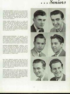 Raymond Alphonsus - Epiphany Gumbleton discovered in U.S. School Yearbooks