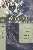 Free Kindle Book -  [Religion & Spirituality][Free] The Wiersbe Bible Study Series: 1 John: Turning from Hypocrisy to Truth
