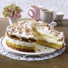 Apfelbaiser-Torte Rezept