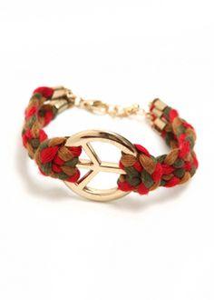 Fall-piece bracelet  $6