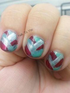 Day 30 in 31 Days of Summer Nail Art