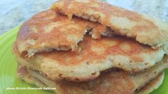 Kristie's Perfectly Puffy Pancakes!