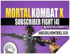 Mortal Kombat X Takeda Online   MKX Subscriber Fight [4]