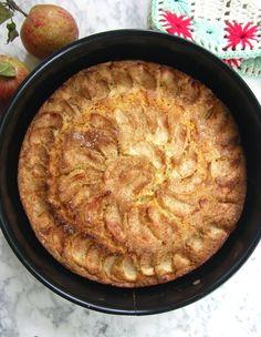 Deense appelcake (Æblekage)