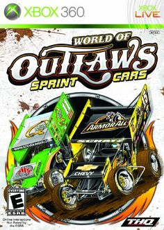 World Of Outlaws Sprint Cars  Xbox 360 >>> Read more  at the image link. Note:It is Affiliate Link to Amazon.