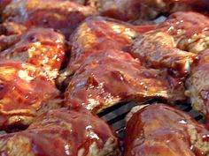 Bobby Flay's Ranch Hand BBQ Chicken Recipe