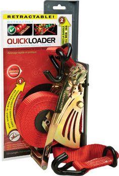 QUICKLOADER-TIEDOWN RED 4500LB 15' pn# QL4500 TRYME