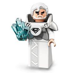 Lego Batman Minifigure Series 2 - Jor-el Male for sale online Minecraft Lego, Lego Dc, Lego Marvel, Minecraft Skins, Minecraft Buildings, Lego Ninjago, Lego Minifigs, Disney Minifigures, Superman