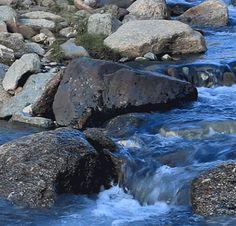 Blue River GIF