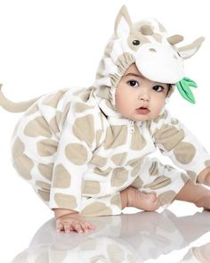 0225ae3b3 Carters 6 9 Months Little Giraffe Halloween Costume Baby Boy Holiday